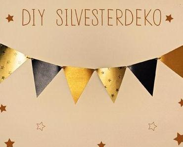 DIY Silvesterdeko selbermachen