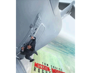 TRAILER - MISSION: IMPOSSIBLE 5 - ROGUE NATION