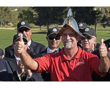 Wo sind die Golfer Ende März?