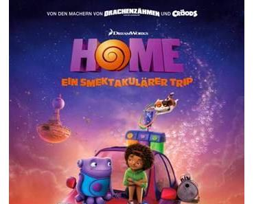 Filmkritik: Home - Ein smektakulärer Trip (ab 26. März im Kino)