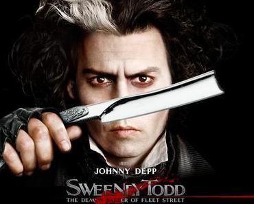 Review: SWEENEY TODD - Blutgetränkte Musical der Rache