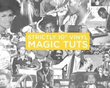 "Strictly 10"" Vinyl by Magic Tuts (free Reggae Podcast)"
