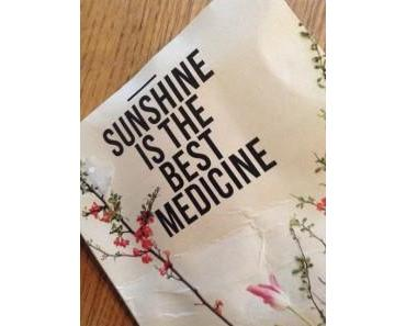 Bloomon: Sunshine is the best medicine