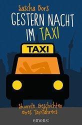 Pre-Gelesen: Taxi! Taxi!