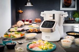 Vorstellungsbeitrag zur Krups Prep & Cook HP 5031 – Ich koche und mache und tue