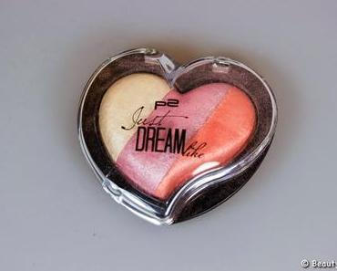 "p2 ""Just dream like"" LE Endless love trio blush"
