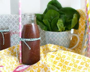 {Rezept & Rezension} Green Smoothie.