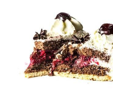 Tag der Schwarzwälder Kirschtorte – der amerikanische National Black Forest Cake Day