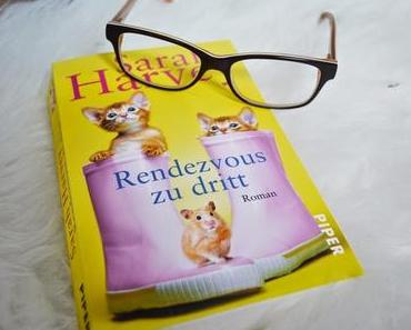 Books: Sarah Harvey - Rendezvous zu Dritt