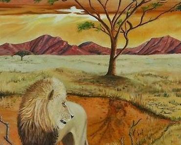 Der Löwe und der Sufi • Allegorie über das Gottvertrauen