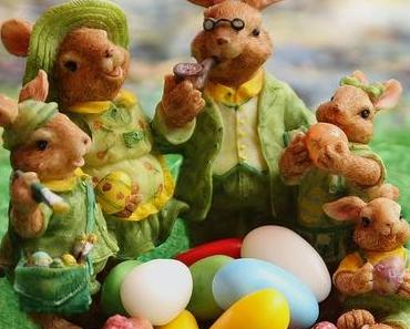 "Every year the same producere: ""Urbi et orbi"" oder frohe Ostern !"