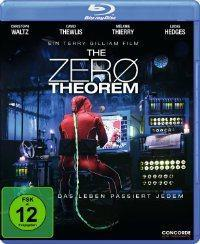 Blu-rays zu THE ZERO THEOREM mit Christoph Waltz