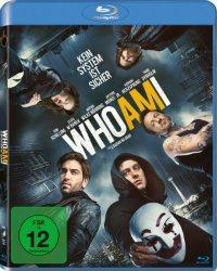 Blu-ray zum deutschen Hockerthriller WHO AM I mit Tom Schilling