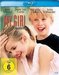 Blu-ray zu MY GIRL mit Anna Chlumsky & Macaulay Culkin