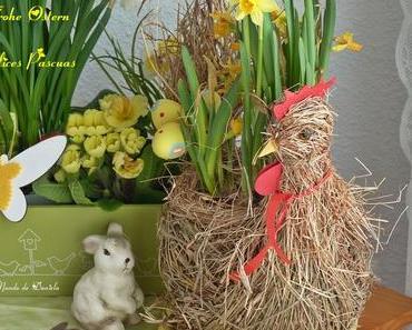 Ostern, fast schon wieder vorbei / Pascua, casi ya ha pasado