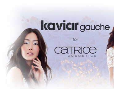 """Limited Edition """"Kaviar Gauche for CATRICE"""""""