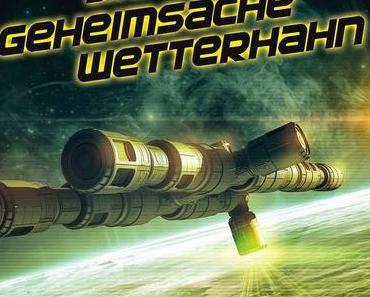 Vorbericht zum Hörspiel Mark Brandis: Geheimsache Wetterhahn (ab dem 10. April im Handel)