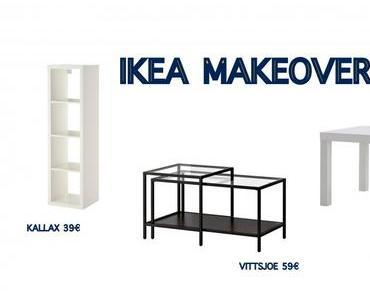 (P)INSPIRATION: IKEA MAKEOVER