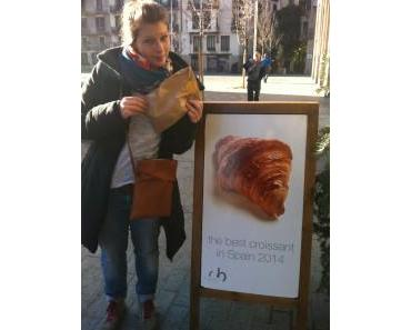 La Xocolateria  – The best croissant in Spain 2014