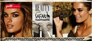 "Preview ""Beauty goes Safari"" p2 Limited Edition"