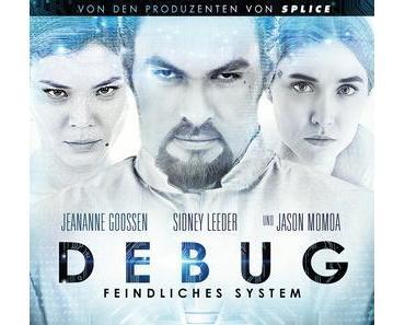 Review: DEBUG - FEINDLICHES SYSTEM - Im Weltall hört dich niemand gähnen