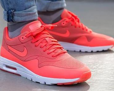 Nike Air Max 1 Ultra Moire WMNS (Hot Lava/White)