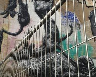 Berliner Street Art Impressionen