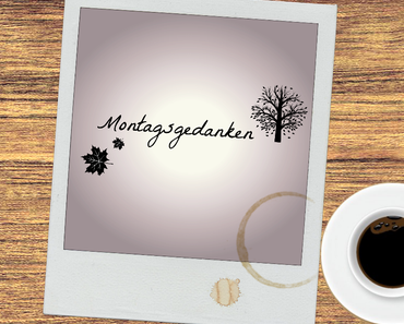 A hurricane: Monday Thoughts / Montagsgedanken #11 to be nice was yesterday ...?
