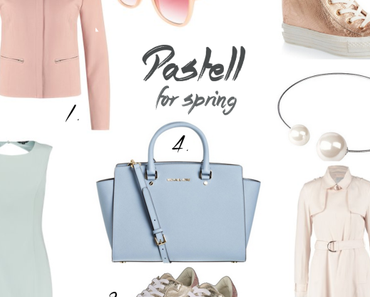 Pastell for Spring