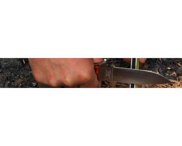 Herbertz Gürtelmesser 114210 – Preiswerte Outdoormesser