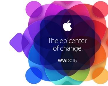 WWDC 2015 Ankündigung: Entwicklerkonferenz vom 8. bis 12. Juni