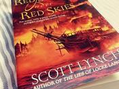 Rezension Seas under Skies Scott Lynch