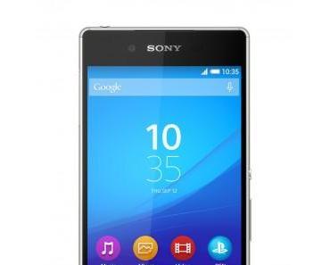 Sony Xperia Z4 offiziell vorgestellt