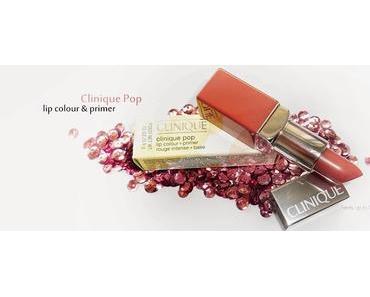 Clinique Pop Lip Colour + Primer  - 02 Bare Pop -