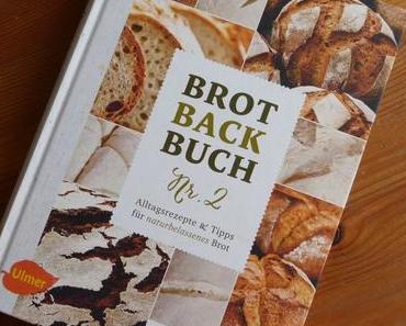 Kochbuch-Rezension: Brotbackbuch Nr. 2 * Lutz Geißler, Björn Hollensteiner