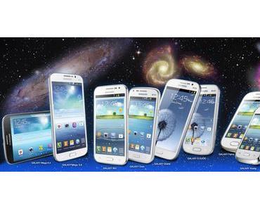 Samsung überholt Apple, Xiaomi mit Weltrekord