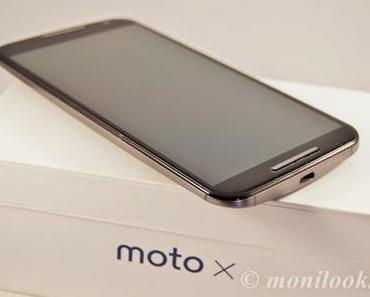 Moto X – die Kamera