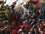 "Superhelden wohin Auge sieht Völlige Zerstörung ""Avengers Ultron"""