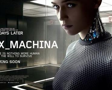 """Was macht den Menschen zum Mensch - Sinnfrage in """"Ex Machina""""!"""