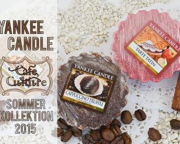 Yankee Candle - Café Culture Kollektion 2015
