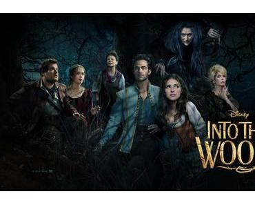 Review: INTO THE WOODS – Im finsteren Wald verzweigen sich die Märchen