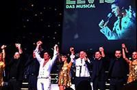 """Niveau Klatsch bei """"Elvis-Das Musical"""""""