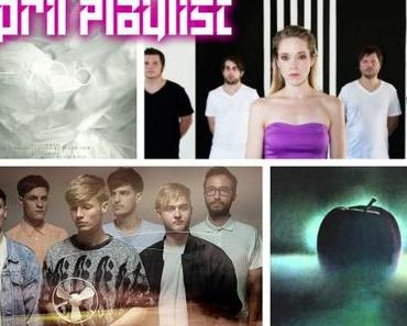 Playlist April 2015: mit The Go! Team, Alabama Shakes, Catastrophe & Cure, Wrongkong & vielen mehr!
