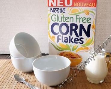 Glutenfreie Cornflakes und was ich damit so gebacken habe
