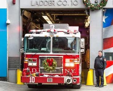 Internationaler Tag der Feuerwehrleute – der International Firefighters' Day