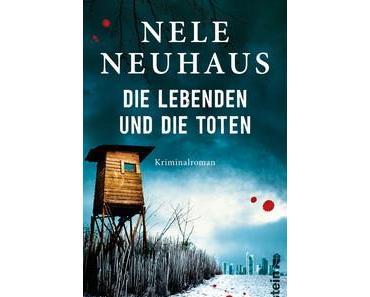 """[MINI-REZENSION] """"Die Lebenden und die Toten"""" (Band 7)"""