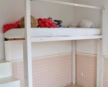 DIY Bettenbau Klappe die Dritte