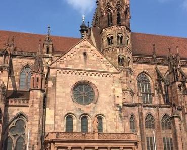 Städtetrip: Bächle, Markt und Münster – Freiburg!