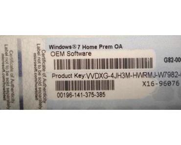 Microsoft notiert IP-Adressen bei Windows 7-Aktivierung