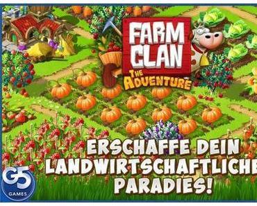 Farm Clan ab heute mit 1.8 Frühlings Update